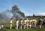 Battle Reenactment at Fort Ligonier